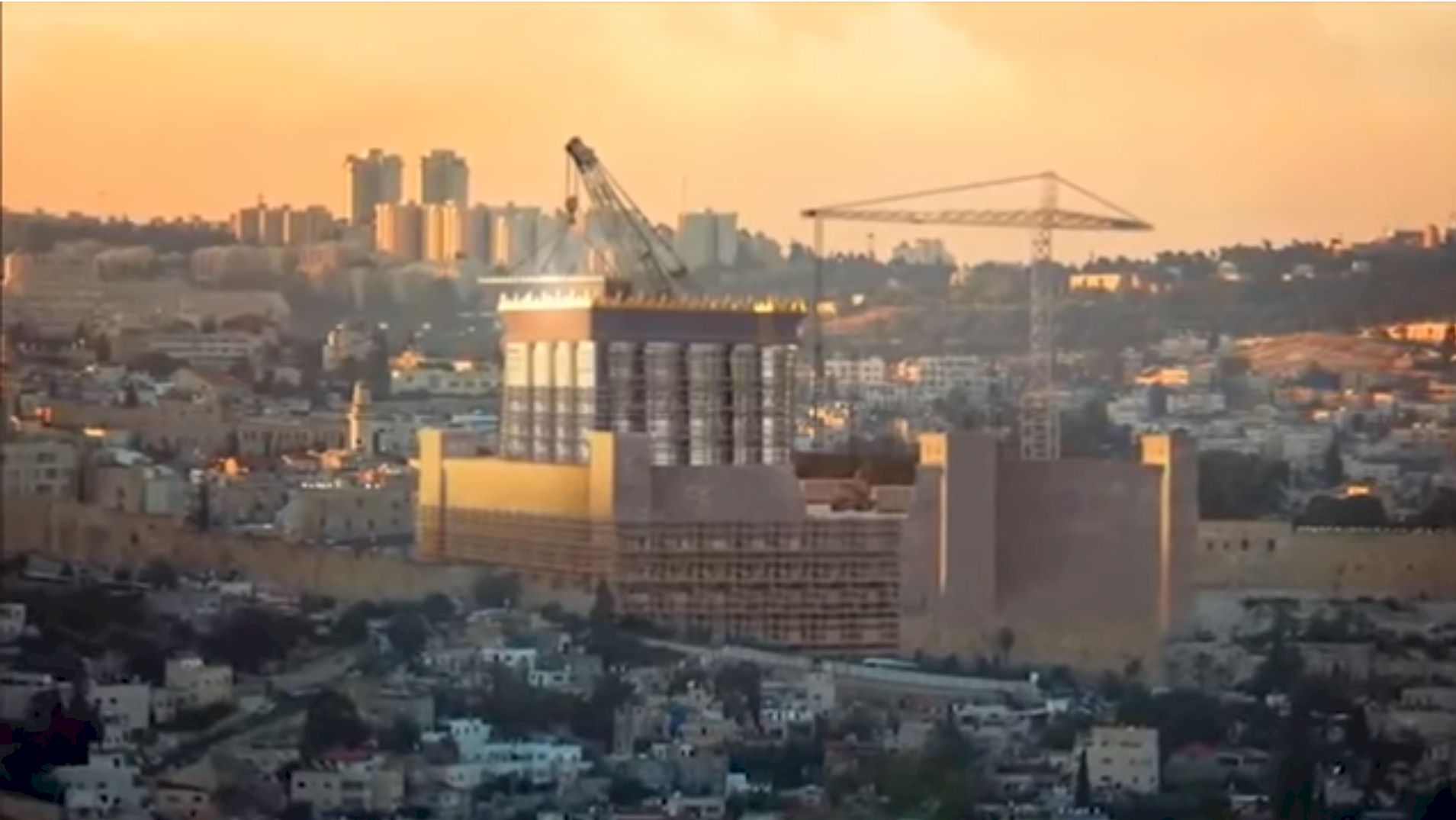Planning and Building the Third Temple